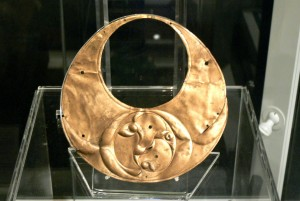 Bronze Celtic Art from Llyn Cerrig Bach. By Wolfgang Sauber (Own work) [GFDL (http://www.gnu.org/copyleft/fdl.html) or CC BY-SA 3.0 (http://creativecommons.org/licenses/by-sa/3.0)], via Wikimedia Commons