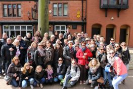 Wormhout Guided Tour in Chester