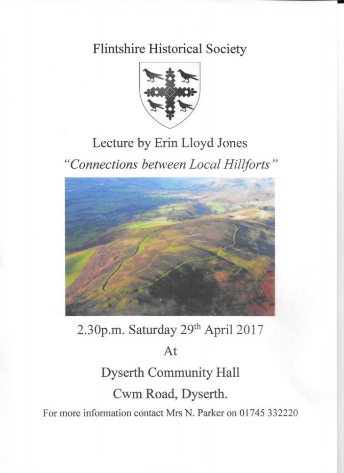 Flintshire Historical Society lecture