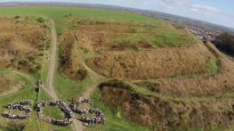 Hands off our hillfort!