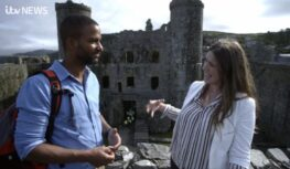 Welsh Coast (and me!) on ITV